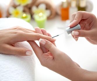 Tratamientos Corporales: Peluquería y Estética de E&B Peluqueros