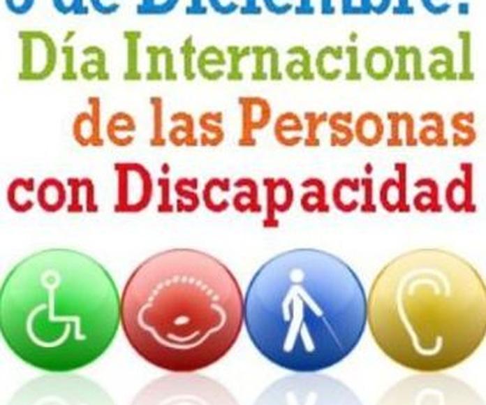Dia de la discapacidad