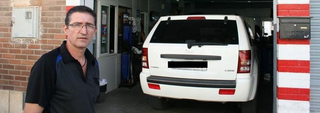 Taller de coches en Cartagena