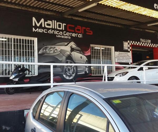 Mallorcars Lavadero de coches