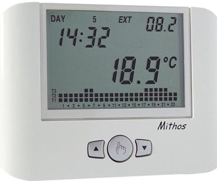 Colocacion de termostatos y cronotermostatos: Catálogo de Marbel Instalaciones