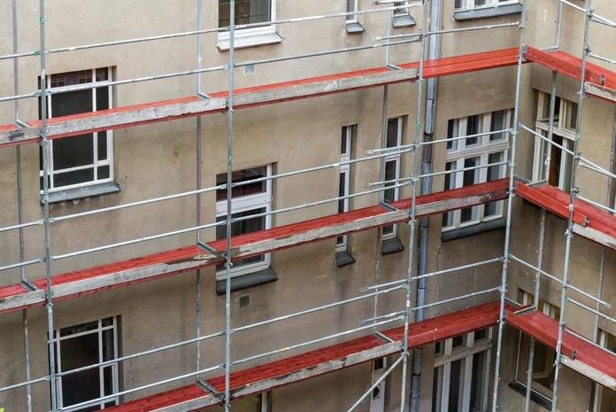 Restauración de fachadas: Servicios de Fachadas Estévez