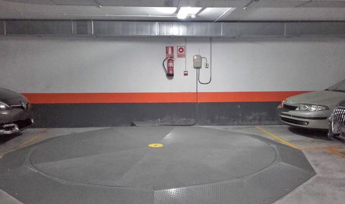 Plataformas giratorias: Productos de Puertas Automatismos