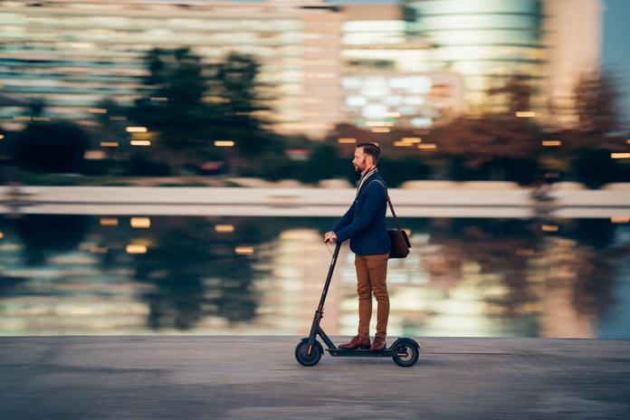 Patinetes: Servicios de AI Rent