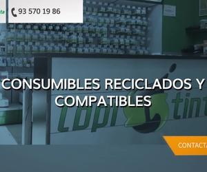 Toners compatibles en Mollet del Vallès y Granollers | Copitinta