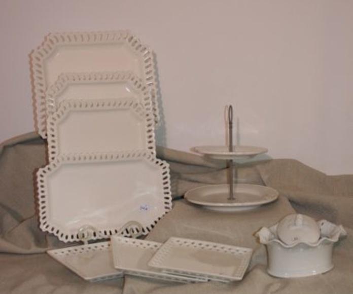 Decoración: Fuente porcelana 30,5x20: Catálogo de Ste Odile Decoración