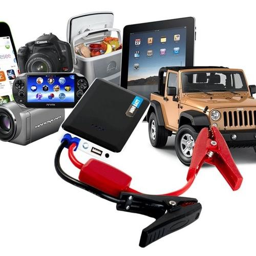 Arrancadores de baterias y powerbank Minibatt