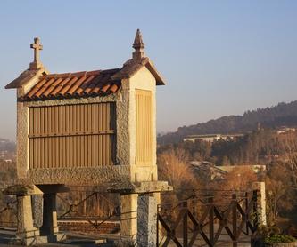 Estructuras de madera: Servicios de Carpintería Alfonso