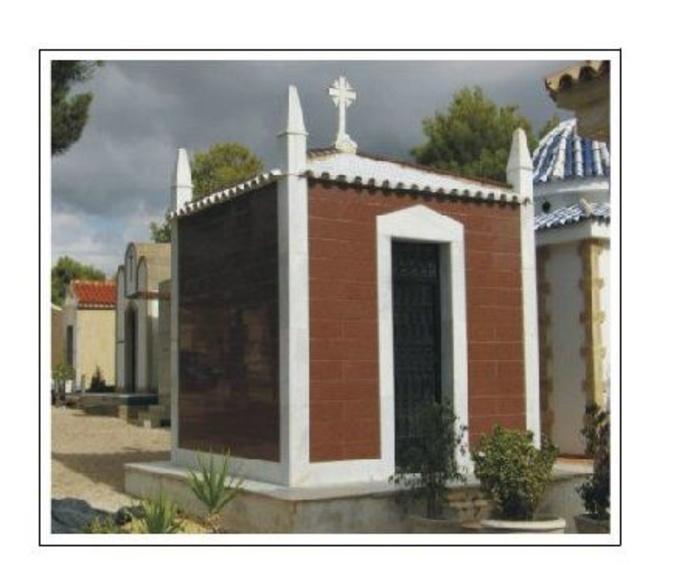 Panteones: Productos y servicios de Mármoles y Granitos Interlap