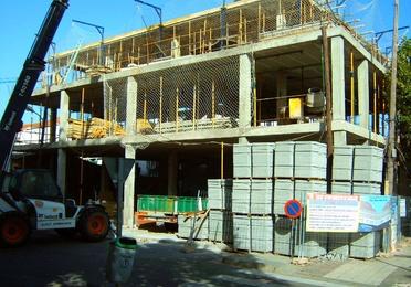 CONSTRUCCION OBRA NUEVA