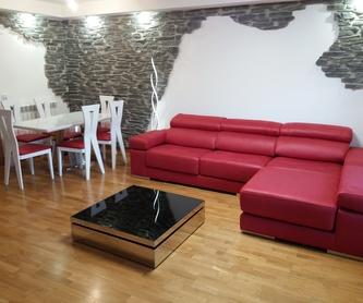 Tapicería: Productos y servicios de Muebles El Pilar