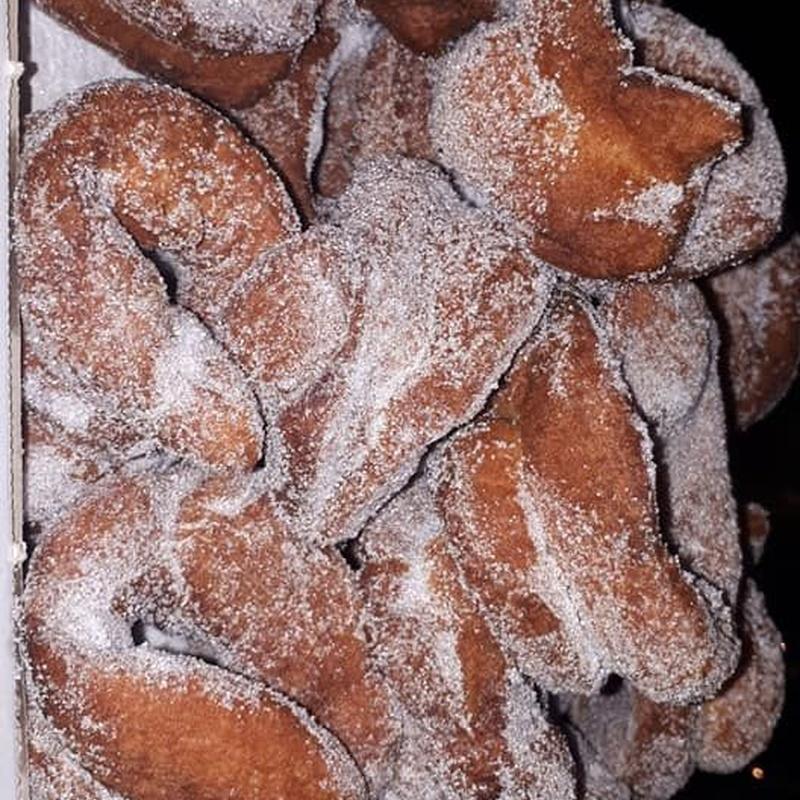 Cafetería: Servicios de Panadería Mariola