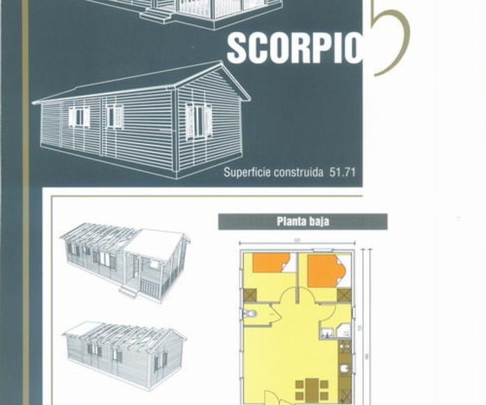 Modelo escorpio 5