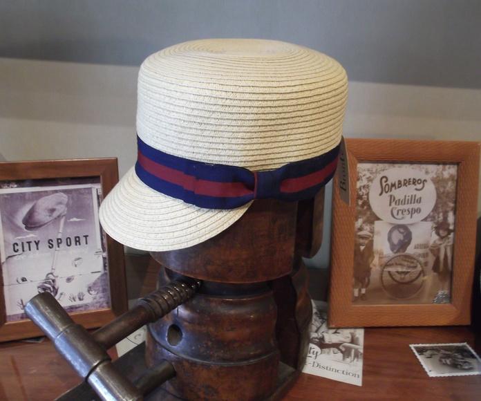 Gorra papel algodón: Catálogo de Sombrerería Citysport