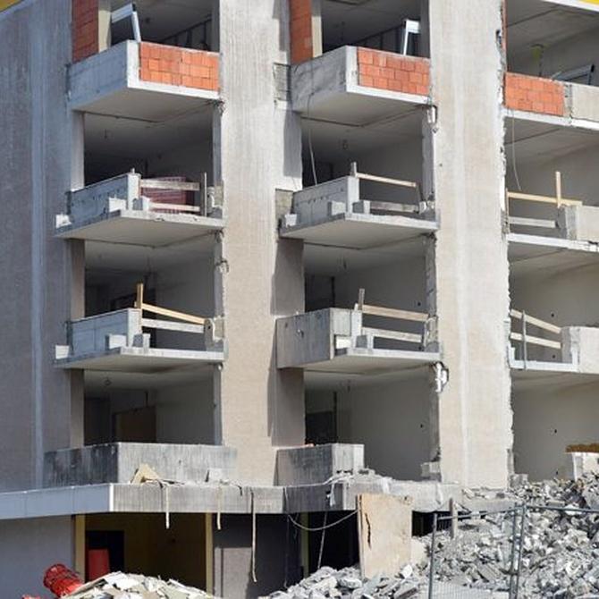 La recuperación del sector de la construcción