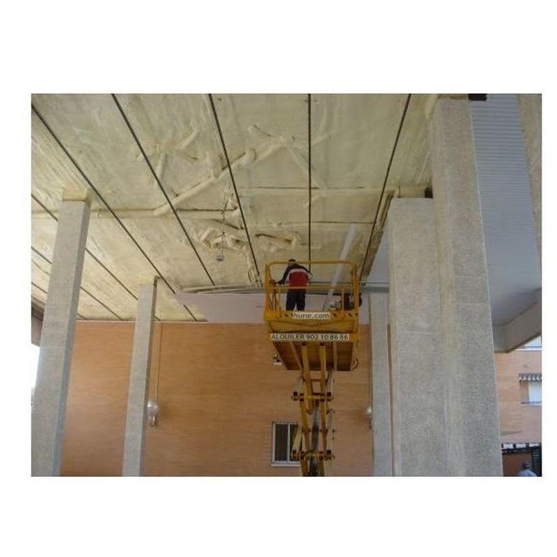 Albañilería: Obras y servicios de Odeón Rehabilitaciones Integrales, S.L.