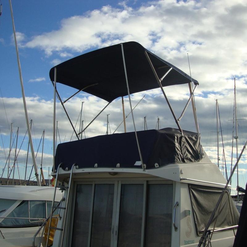 Tapicería y confecciones náuticas: Servicios de Zahonero Tapissería