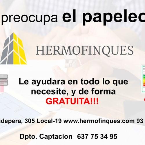 Inmobiliarias en Terrassa | Hermofinques