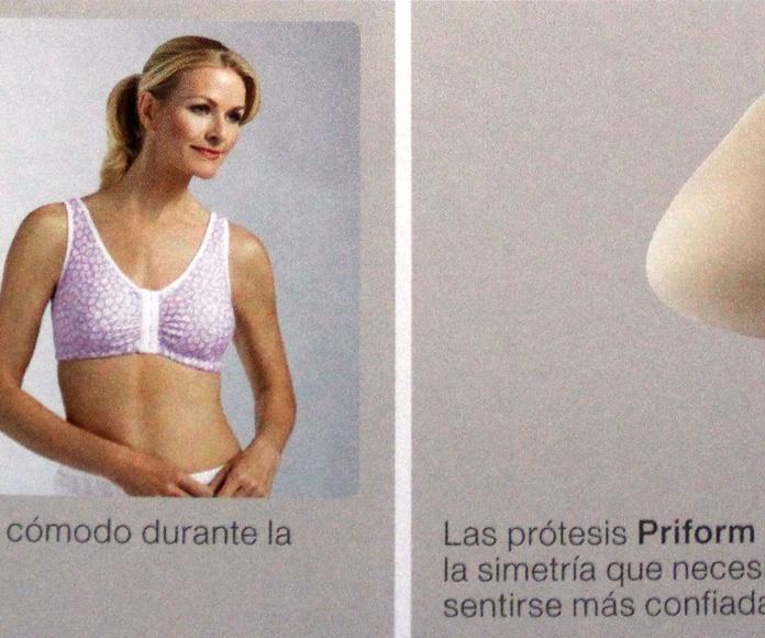 Prendas específicas: Productos de Farmacia Ortopedia Julia Rubio