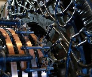 Bobinado de motores eléctricos industriales