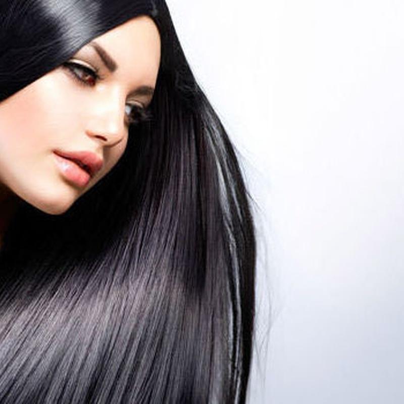 Tratamiento colageno de alisado y antiencrespamiento  para el cabello ,