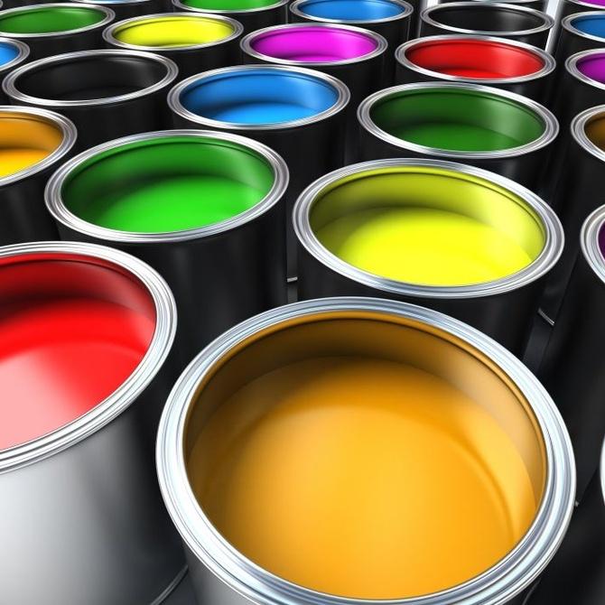 Qué tipos de pinturas existen y cuáles son sus usos