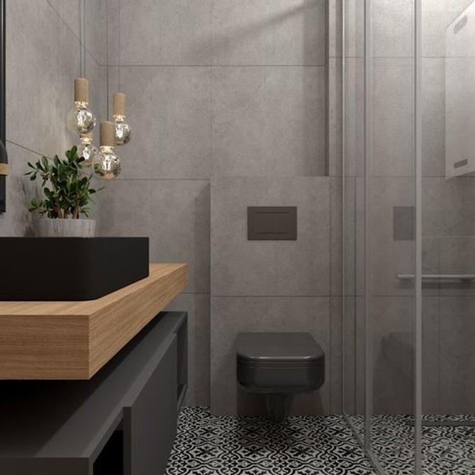 Los mejores materiales para la reforma de tu baño