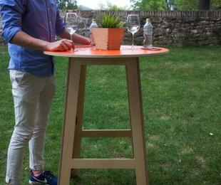Mesa Plegable Hostelería, ideal para Terrazas