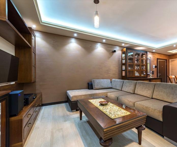 Iluminación y sonido: Servicios de Corelec Instalaciones Eléctricas