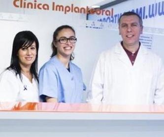 Radiología DIGITAL 3D: Servicios de Clínica Implanteoral Milladoiro