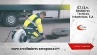 Sistemas de aspiración industrial en Zaragoza: E.T.I.S.A.
