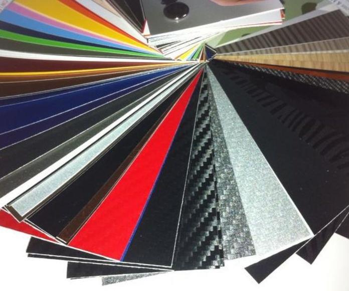 Colores: Servicios de Seriros