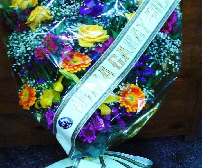 Ramos funerarios: CATÁLOGO de Floristería Iglesias