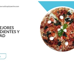 Pizzas a domicilio en Maspalomas | Rustico Pizza e  Vino