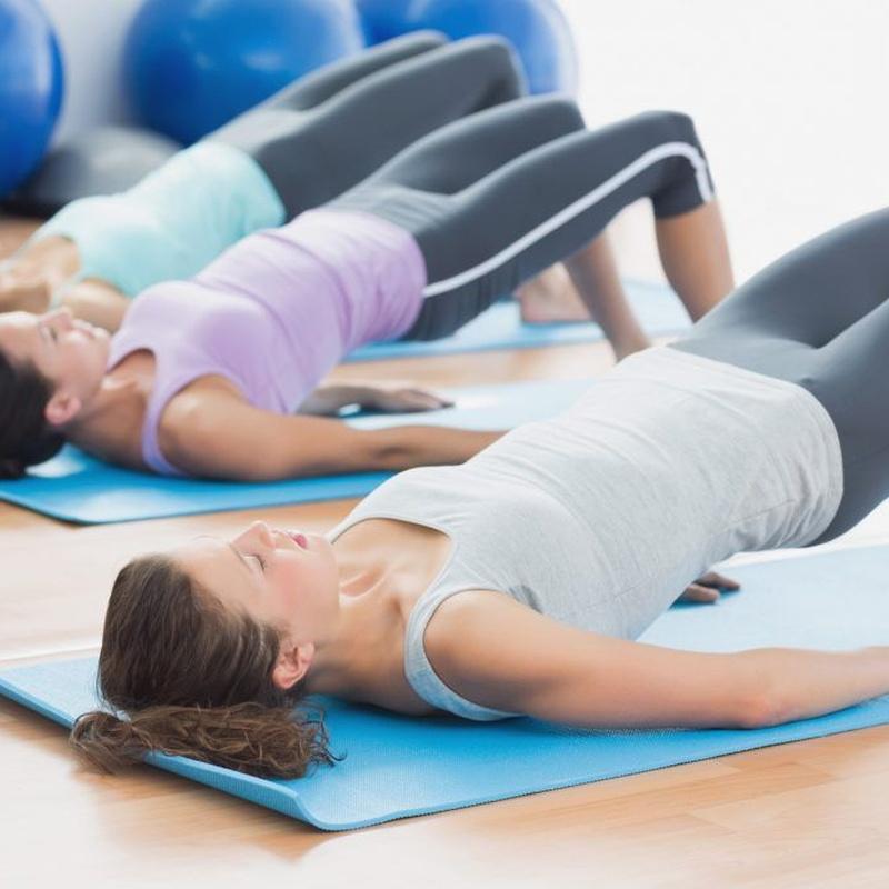 Pilates: Actividades Deportivas de Zona Sport C.D