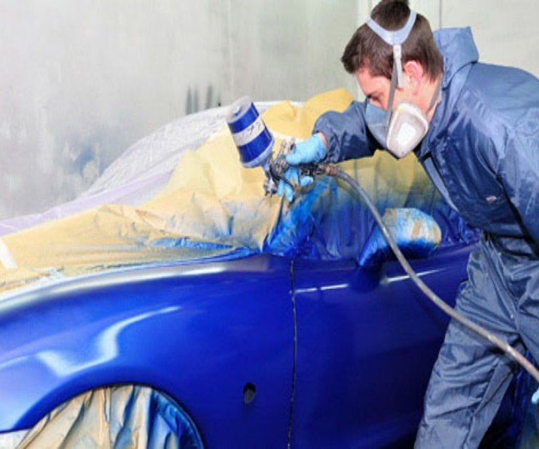Aprende a cuidar la pintura del coche