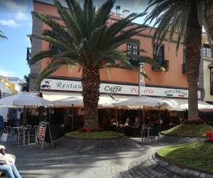 Restaurante italiano en Puerto de la Cruz