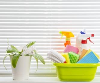 Limpieza de comunidades: Servicios de Limpiezas Rubí