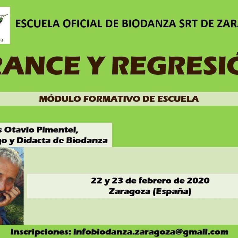 Módulo de Formación 'Trance y Regresión', con Luis Otavio Pimentel: CURSOS de Augusto Madalena
