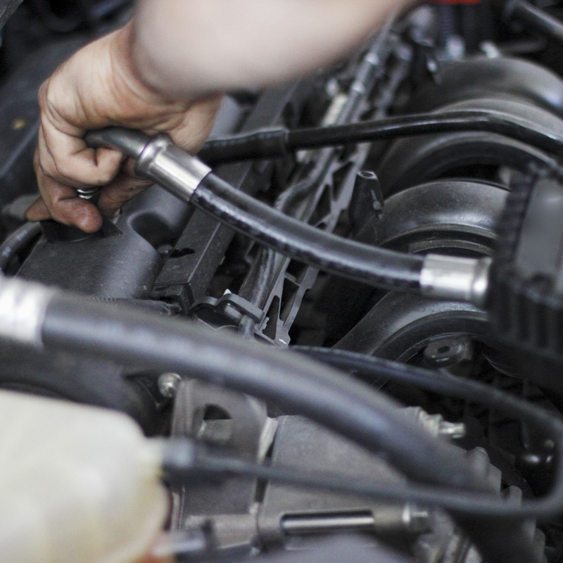Verificación y limpieza de inyectores de gasolina: Servicios de Taller Llisà