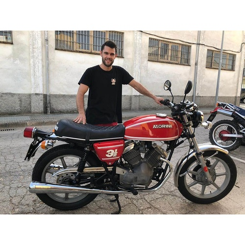Restauración de motos clásicas Santa Coloma de Farners | Motos Casals