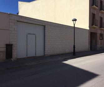 Venta de viña paraje Casas Juan Ramon: Inmuebles Urbanos de ANTONIO ARAGONÉS DÍAZ PAVÓN
