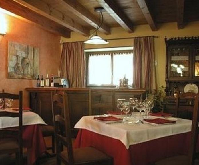 Equipamiento y servicios: Nuestras instalaciones de Hotel Rural El Denario