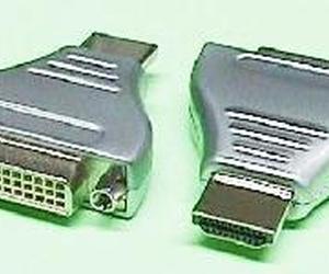 HDMI MACHO - DVI-D HEMBRA