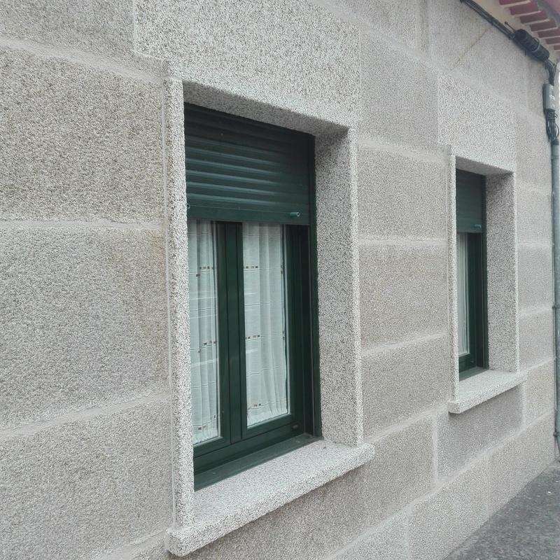 Construcciones en piedra: Servicios que ofrecemos de E.P.  Martiño
