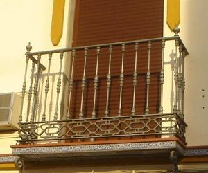 Balcones con arte
