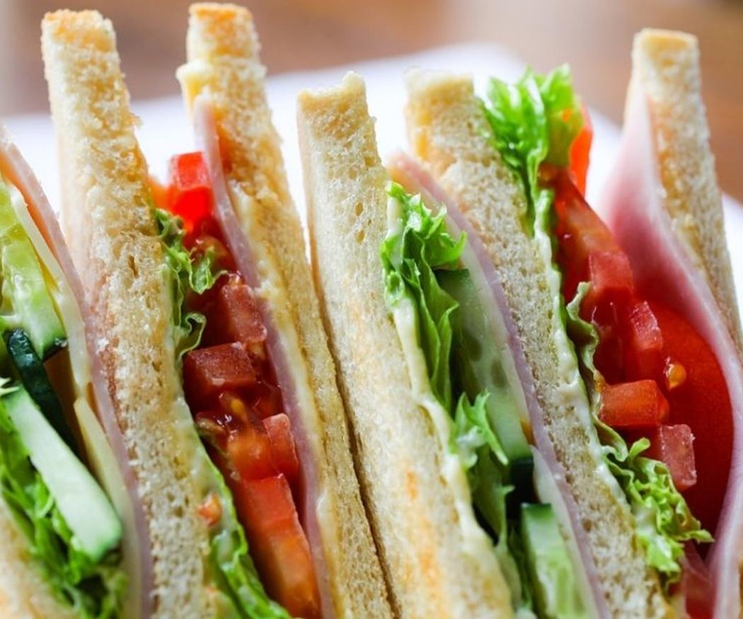El sándwich mixto, un clásico a cualquier hora