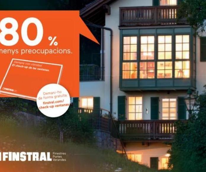 Distribuidores ventanas FINSTRAL