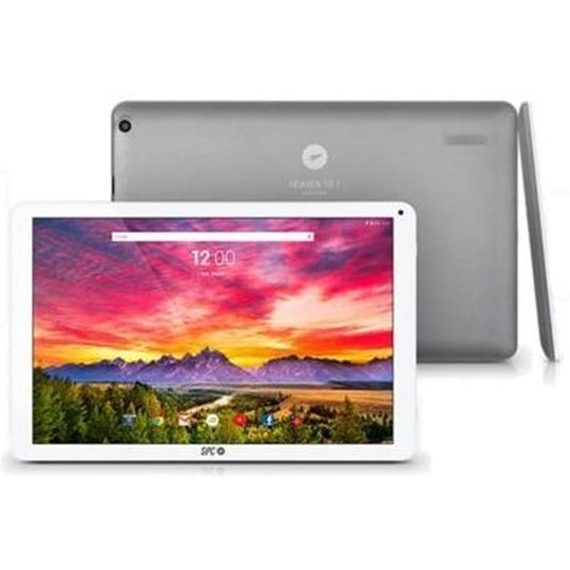 """SPC Tablet 10.1"""" IPS Heaven QC 2GB 1.3GHz 64GB B/P : Productos y Servicios de Stylepc"""