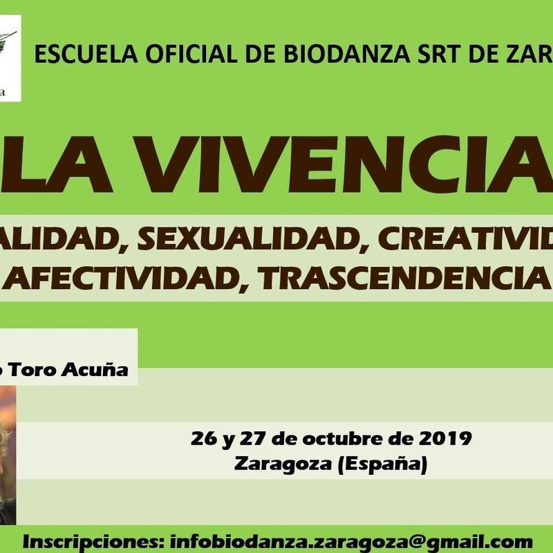 Módulo de Formación 'La Vivencia' con Rolando Toro Acuña: CURSOS de Augusto Madalena